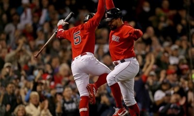 Red Sox cherish another electric Fenway Park crowd after Game 3 victory: 'It's something that you want'