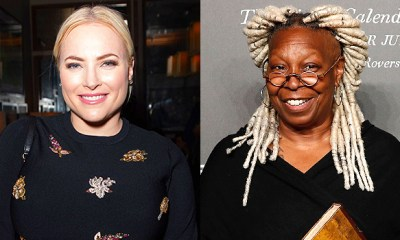 Meghan McCain Reveals Whoopi Goldberg 'Turned On Her' On 'The View': She Had 'Open Disdain' For Me