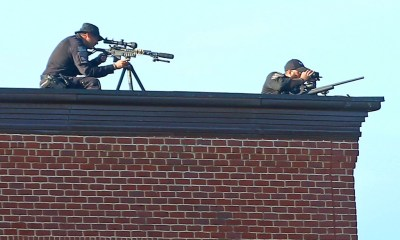 Man waving a gun on South End sports field is arrested after 7-hour 'extremely dangerous' standoff: Boston Police