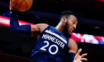 Without a contract extension, this season has added meaning for Josh Okogie