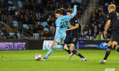 Loons come back for 3-2 win over Philadelphia Union