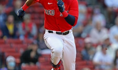 Red Sox designate OF Franchy Cordero, acquired in Andrew Benintendi trade, for assignment