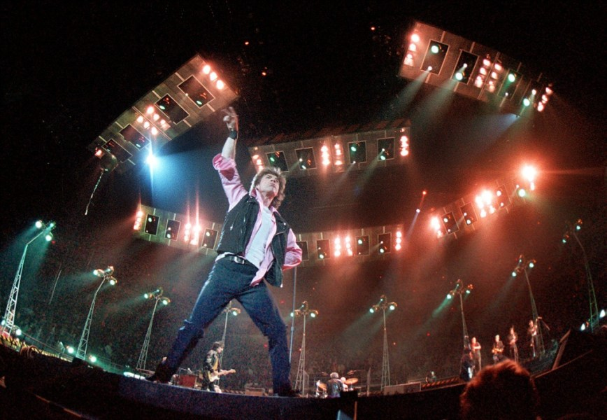 From riots to riches, a look back at every time the Rolling Stones have played Minnesota