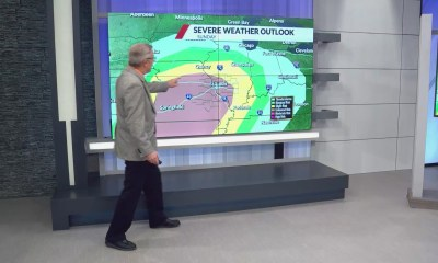 Severe thunderstorm outbreak possible Sunday for Missouri and Illinois