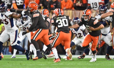 Broncos Fifth Quarter: Cleveland's too-easy opening drive put Denver in chase-the-game mode