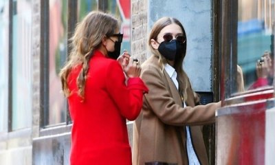 Mary Kate & Ashley Olsen Make Rare Joint Outing In NYC Together After Mary-Kate's Divorce