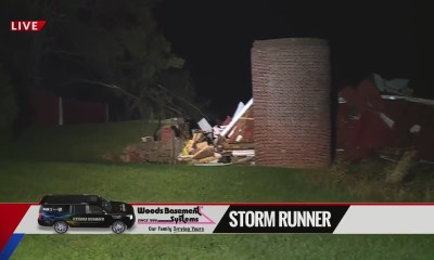 Chester, Illinois sees significant damage from Sunday's tornado