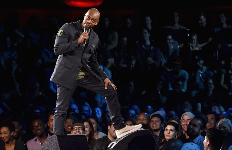 1635208920 942 Dave Chappelle refuses to bend to transgender demands 'You will