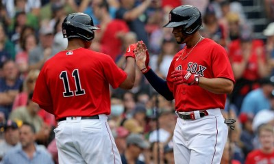 Red Sox to ponder futures of All-Stars Xander Bogaerts, Rafael Devers: 'We want to win with them'