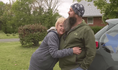 Family saved by going to basement moments before Chester tornado