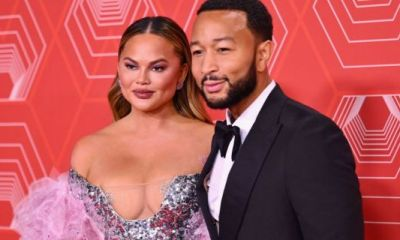 Chrissy Teigen Revealed Her Family Travels With Their Late Son Jack's Ashes