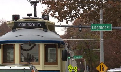 Mayor Jones, County Executive Page support Loop Trolley grant but only if Bi-State runs it
