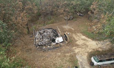 Arson to blame for fire at house where Cassidy Rainwater allegedy kidnapped