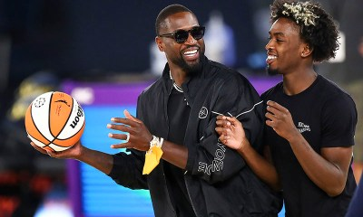 Dwyane Wade's Son Zaire Signs G-League Contract
