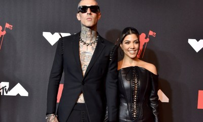 VIDEO and PHOTOS: Kourtney Kardashian and Travis Barker Are Engaged! Watch as He Proposes and See Her Massive Engagement Ring, Plus Baby Plans Revealed