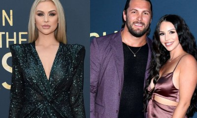 """Pump Rules' Lala Kent Details Brock Davies' Past Domestic Violence Restraining Order and Unpaid Child Support He Slams Her as """"Piece of Sh-t"""""""