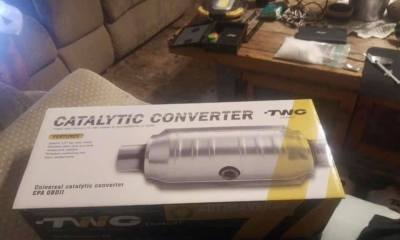 Missouri man trying to sell catalytic converter online arrested after 'large bag of meth' seen in ad