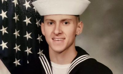 Remains of Sailor killed in helicopter crash arrive at Lambert airport today