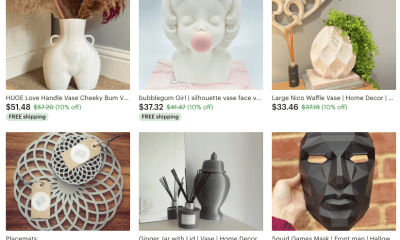 They Used To Sell Adorable Toys and Elegant Vases On Etsy, Now They're Pivoting to Squid Game Masks