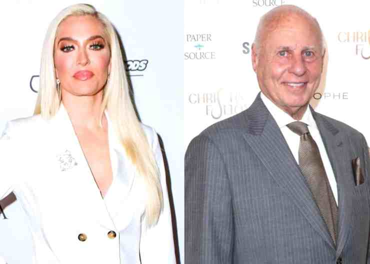 Tom Girardi's Former Employee Slams Erika Jayne for Ignoring Victims, RHOBH Star Shades Attorney and He Responds, Plus She Steps Out Looking Downcast