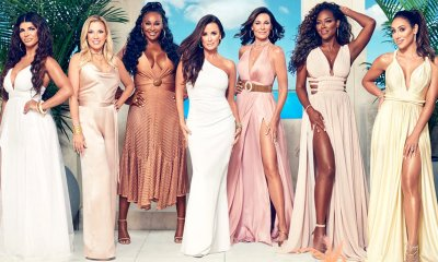 """VIDEO: RHUGT Season 1 Trailer! Ramona Singer Tells Kenya Moore """"F**k You,"""" and Cynthia Feuds With Kenya, Plus Dina Manzo Says She Was Asked to Join"""