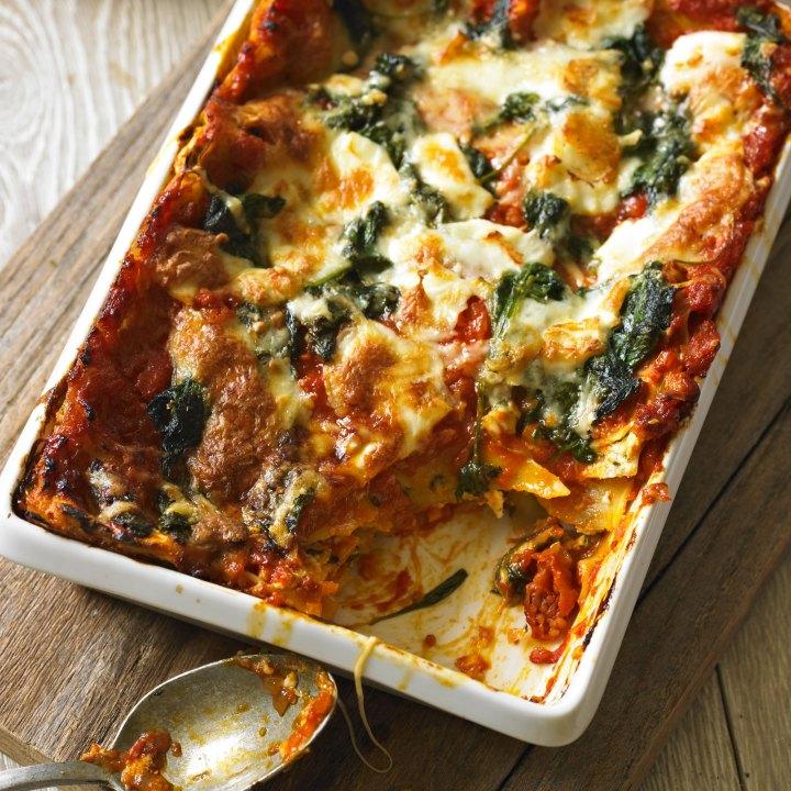 Recipes for zucchini lasagna