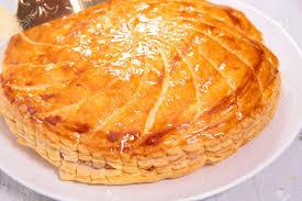Recipes for galette des rois