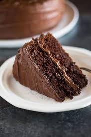 Recipes for chocolate cake