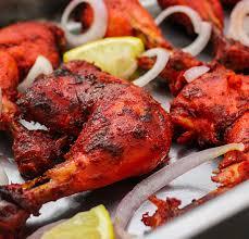 Recipes for tandoori chicken