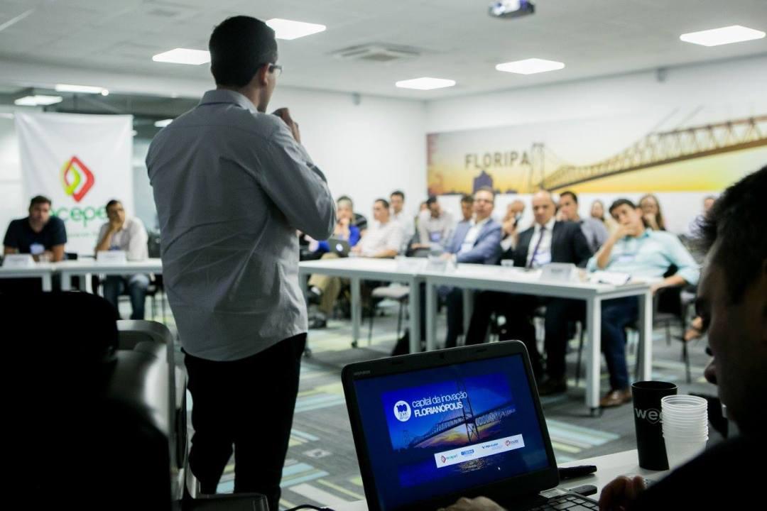 100 Open Startups | Encontro Capital da Inovação Florianópolis