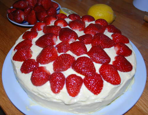 Gluténmentes torta recept