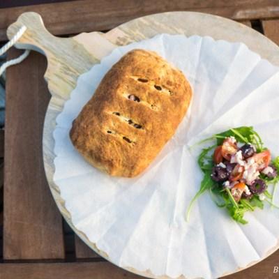Grieks Gevuld Brood | BitK