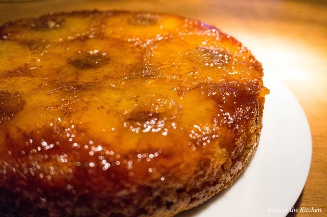 Pineapple Upside Down Cake Recept Buzz in the Kitchen