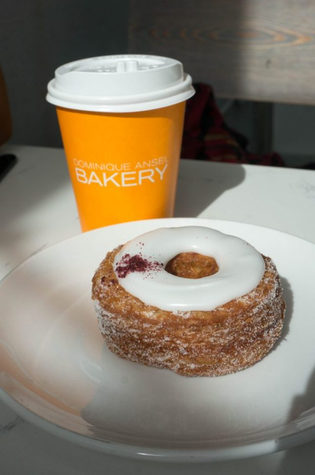 Dominique Ansel NYC cronut | Buzz in the Kitchen