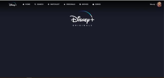 DisneyPlus Originals Page | BITK