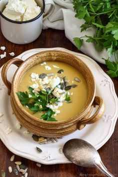 Суп из баклажанов с томатами