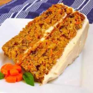 Торт Морковный на каждый день