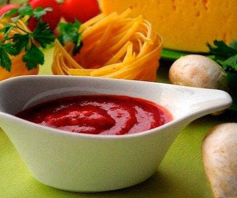 Итальянский соус к спагетти