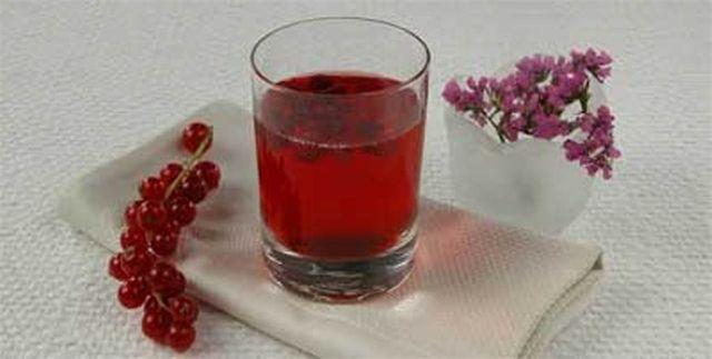 Сок из смородины в соковарке