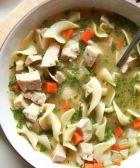 receta de pollo sopa