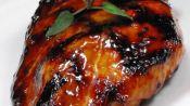 Pollo asado a la parilla