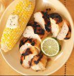 Pollo margarita con limón