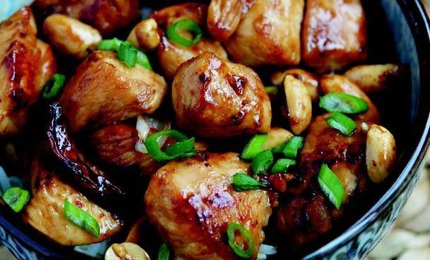 pollo alkung pao
