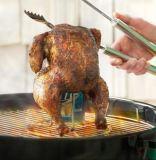 Pollo con cerveza y chile