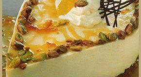 Cheese cake de naranja
