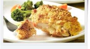 Muslos de pollo crocantes