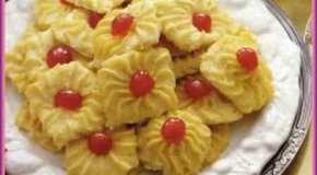 Tortitas de almendras