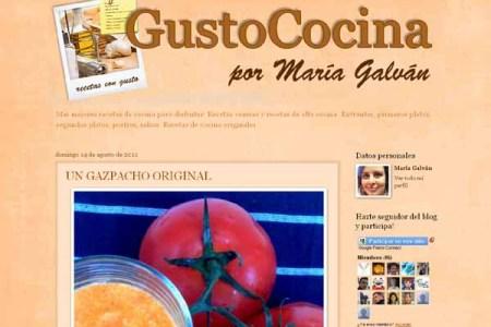 GustoCocina.blogspot.com : Recetas de Cocina