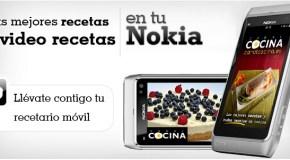 Buscar recetas de cocina con tu smartphone