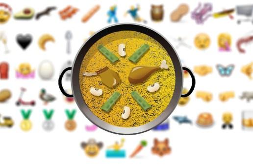 #PaellaEmoji o el icono de paella de Arroz La Fallera